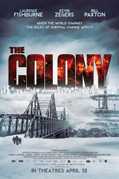 Alcina Pictures - The Colony