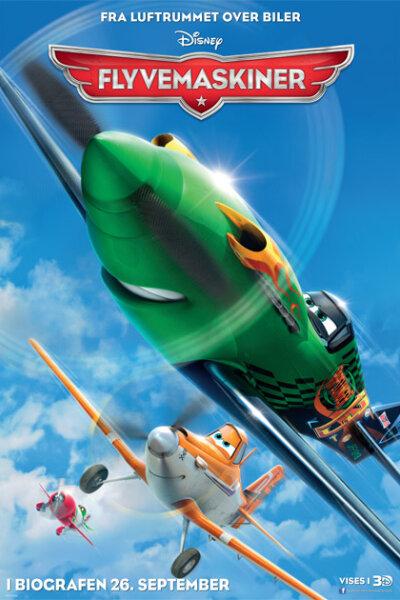 DisneyToon Studios - Flyvemaskiner - 2 D