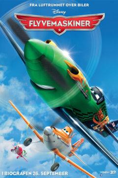 Flyvemaskiner - 2 D