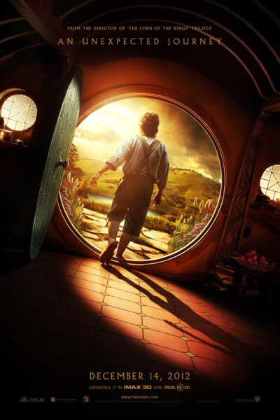 WingNut Films - Hobbitten: En uventet rejse - HFR 3 D
