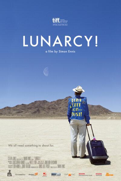 Citizen Jones - Lunarcy!