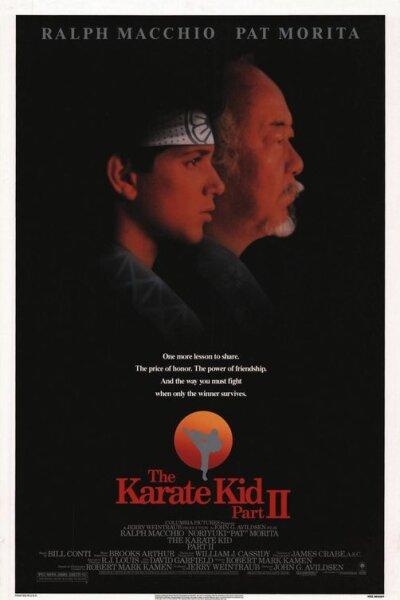 Columbia Pictures - Karate Kid 2