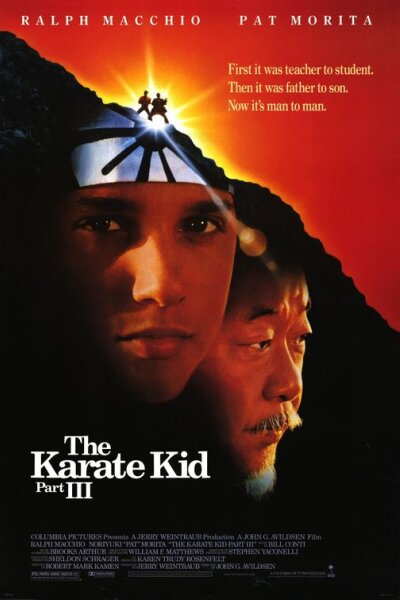 Columbia Pictures - Karate Kid 3