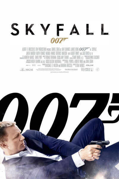 Eon Productions - Skyfall