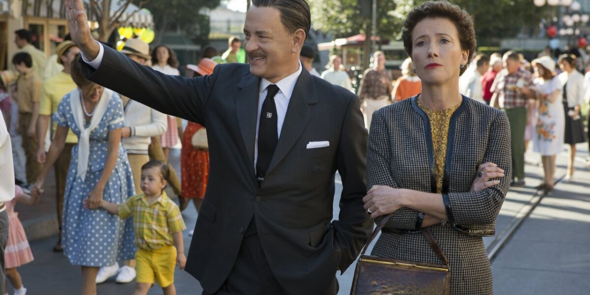 Hopscotch Features - Saving Mr. Banks
