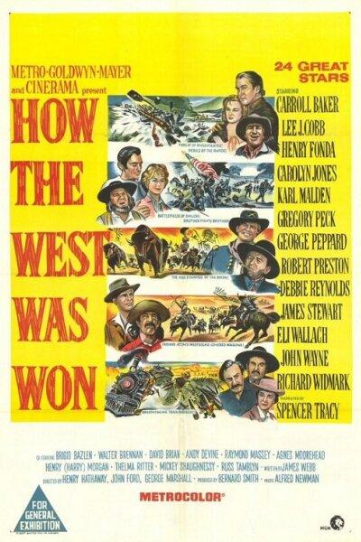 Vi vandt vesten