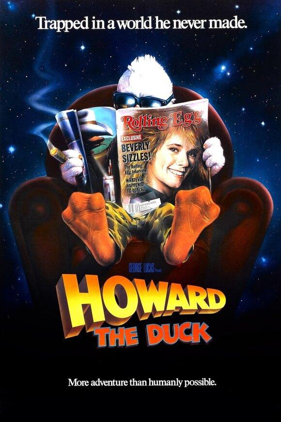 Howard, helten over alle helte