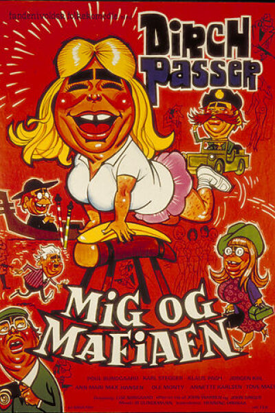 Saga Studio - Mig og mafiaen