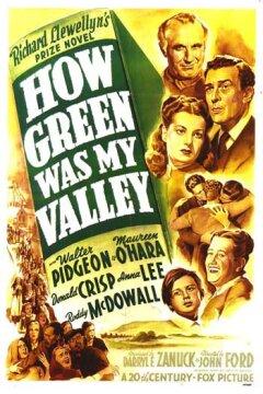 Grøn var min barndoms dal