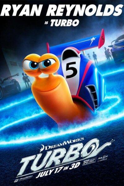 DreamWorks Animation - Turbo - org. vers.