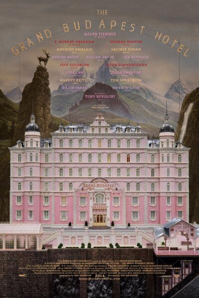 Studio Babelsberg - The Grand Budapest Hotel