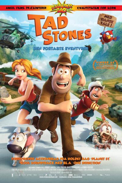Toro Pictures, El - Tad Stones - den fortabte eventyrer