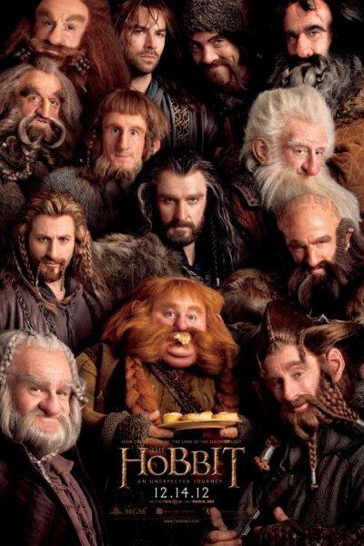 MGM (Metro-Goldwyn-Mayer) - Hobbitten: En uventet rejse - 2 D