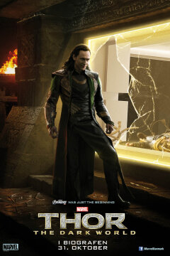Thor: The Dark World - 2 D